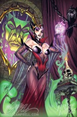 Princesas Disney Scott Campbell Calendario_04