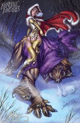 Princesas Disney Scott Campbell Calendario_07