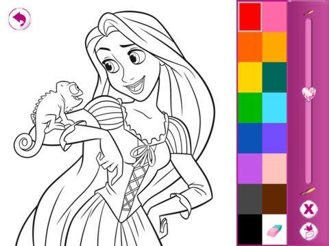 Rapunzel | TusPrincesasDisney.com - Part 4