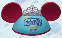 Medio Maraton Disney 2012 Gorro
