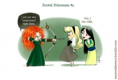 Pocket Princesses 5