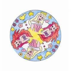 Mandala Ariel Aurora