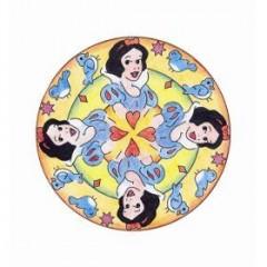 Mandala Blancanieves