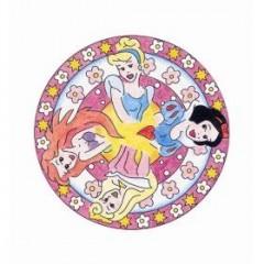 Mandala Blancanieves Ariel Aurora Cenicienta