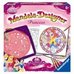 Mandala Designer Princess Disney