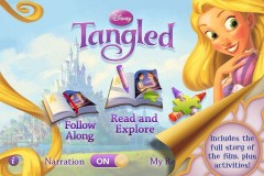Tangled Storybook Deluxe