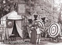 Atraccion de Merida en Disney World