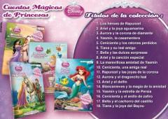 Lista entregas Coleccion Cuentos magicos de Princesas