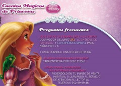 Preguntas Coleccion Cuentos Magicos de Princesas