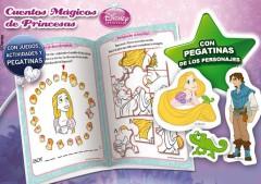 Rapunzel Coleccion Cuentos Magicos de Princesas