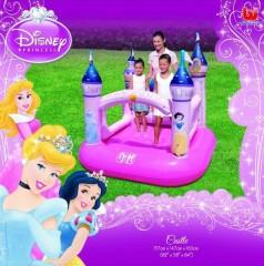 Caja Castillo Play Center Princesas Disney