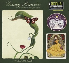 Calendario Princesas Disney 2013 001