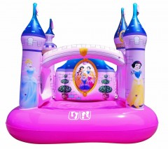 Castillo Play Center de las Princesas Disney