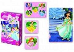Mega Memo de Princesas Disney