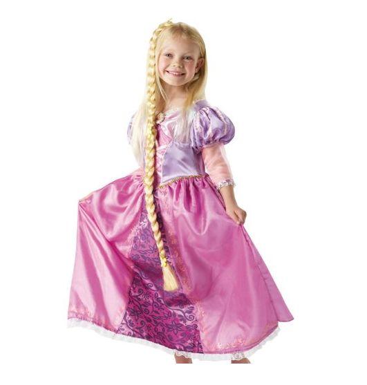 Rapunzel Costume Girls