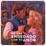 Enredados San Valentin