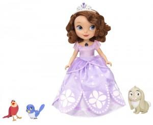 La Princesa Sofia muneca parlante