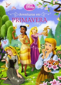 Libro Aventuras en primavera
