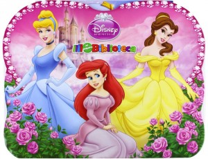 Libro Princesas Disney Mi pequena biblioteca