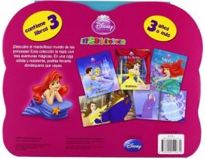 Mi pequena biblioteca Princesas Disney