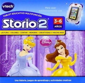 Princesas Disney Storio 2 Portada