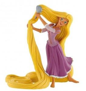 Bullyland Rapunzel con peine
