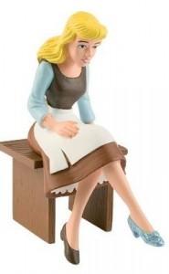 Cenicienta sentada Bullyland