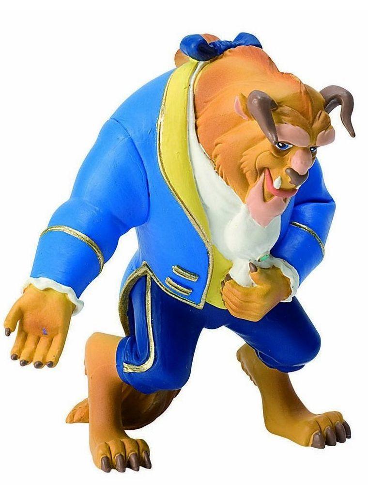 La Bestia Figura Bullyland