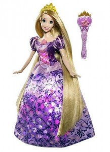 Rapunzel Luces Magicas