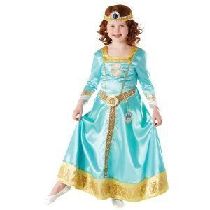 Disfraz Princesa Merida Deluxe