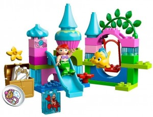 LEGO Duplo El Castillo Submarino de Ariel