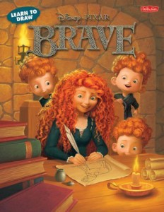Learn to Draw Brave