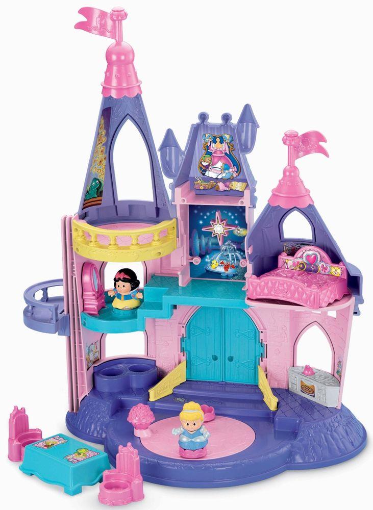 Little People Disney Palacio De Las Princesas