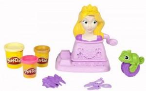 Playdoh Peinados Rapunzel