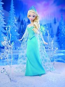 Elsa Purpurina posado