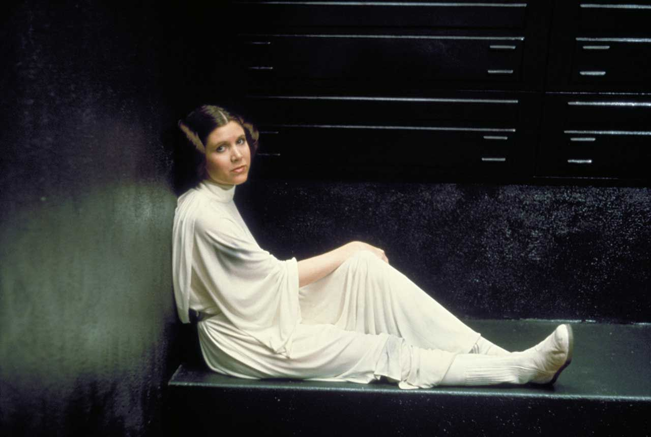 Princesa Leia en Star Wars