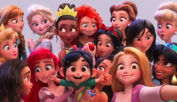 Ralph Rompe Internet: ¡Es una princesa!