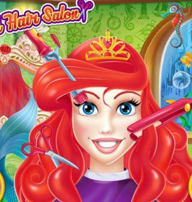 Peluquería con Ariel