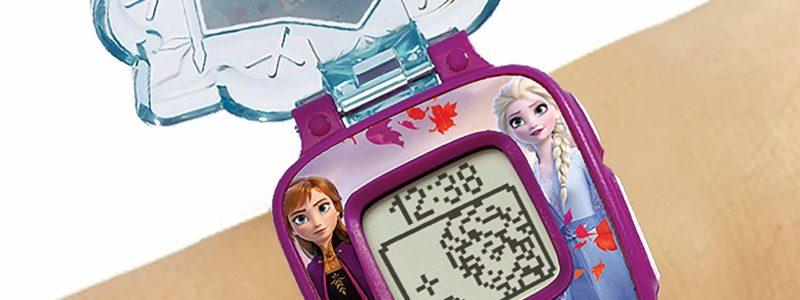 Aprende la hora y mucho más jugando con Elsa, Anna y Olaf