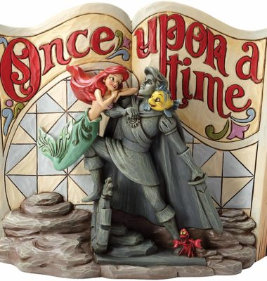Disney Traditions – Figura decorativa de la Sirenita