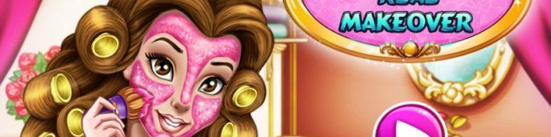 Maquillaje real con Bella