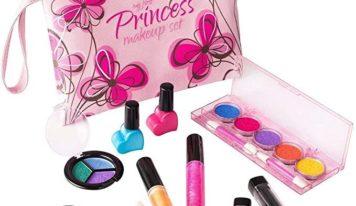 Mi primer set de maquillaje de Princesa