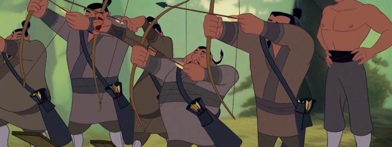 Mulan – Todo un hombre haré de ti